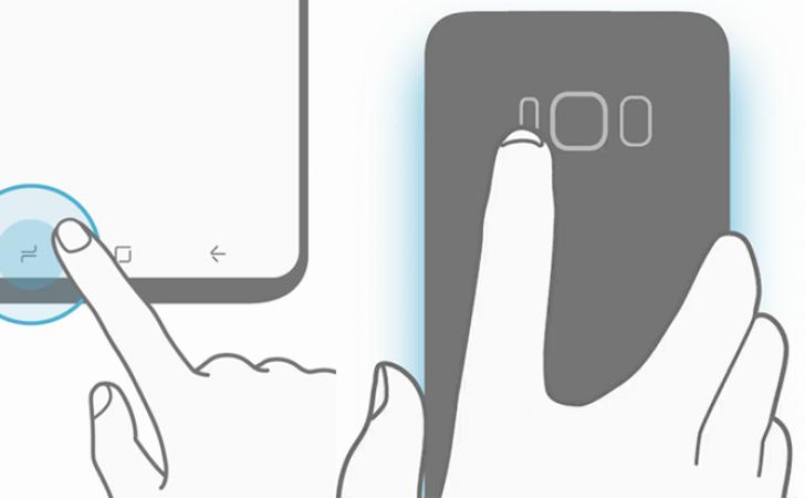 Samsung Galaxy S8 всё-таки получит сканер отпечатков пальцев в необычном месте