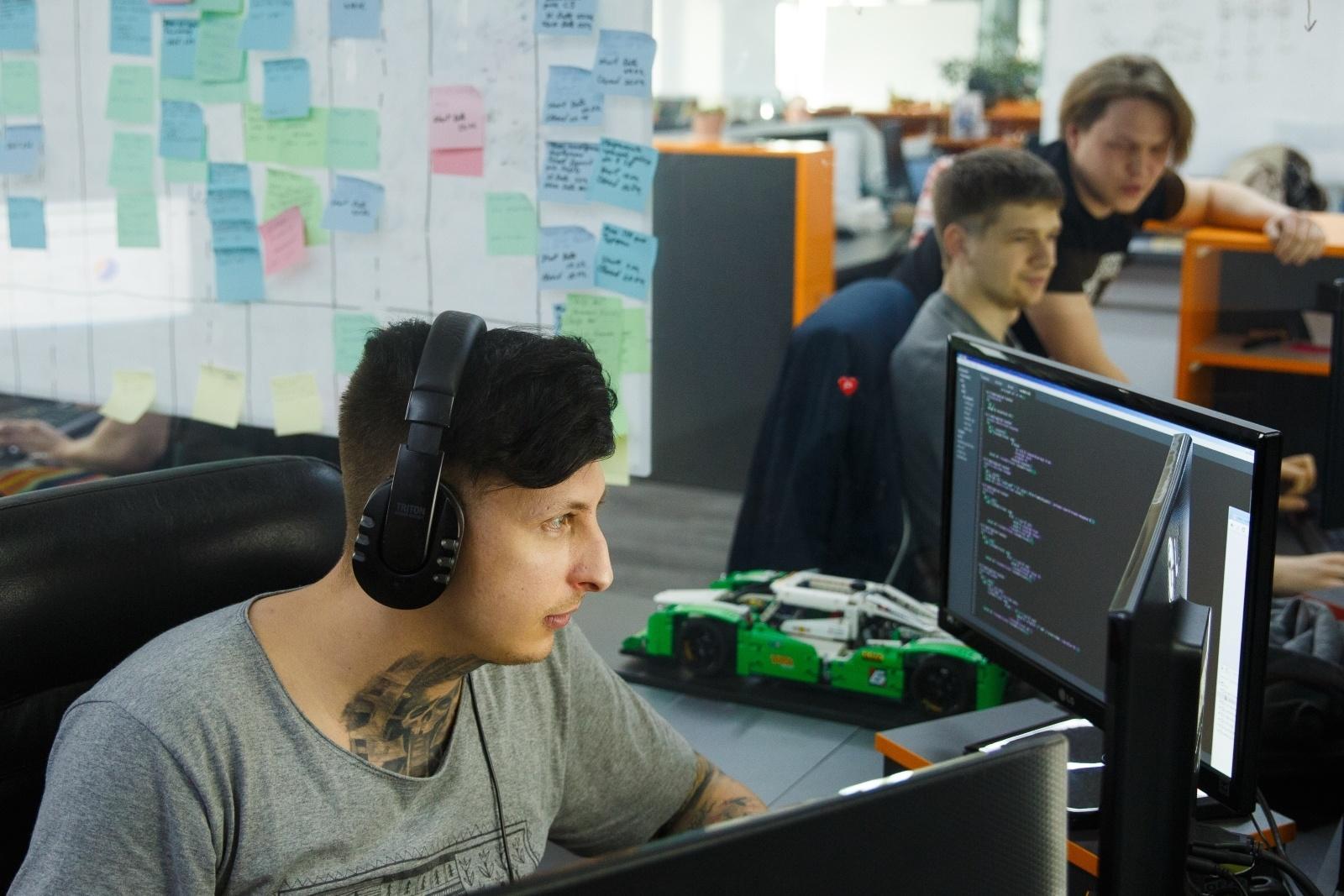 Офис Plarium Kharkiv: здесь мы разрабатываем игры - 30