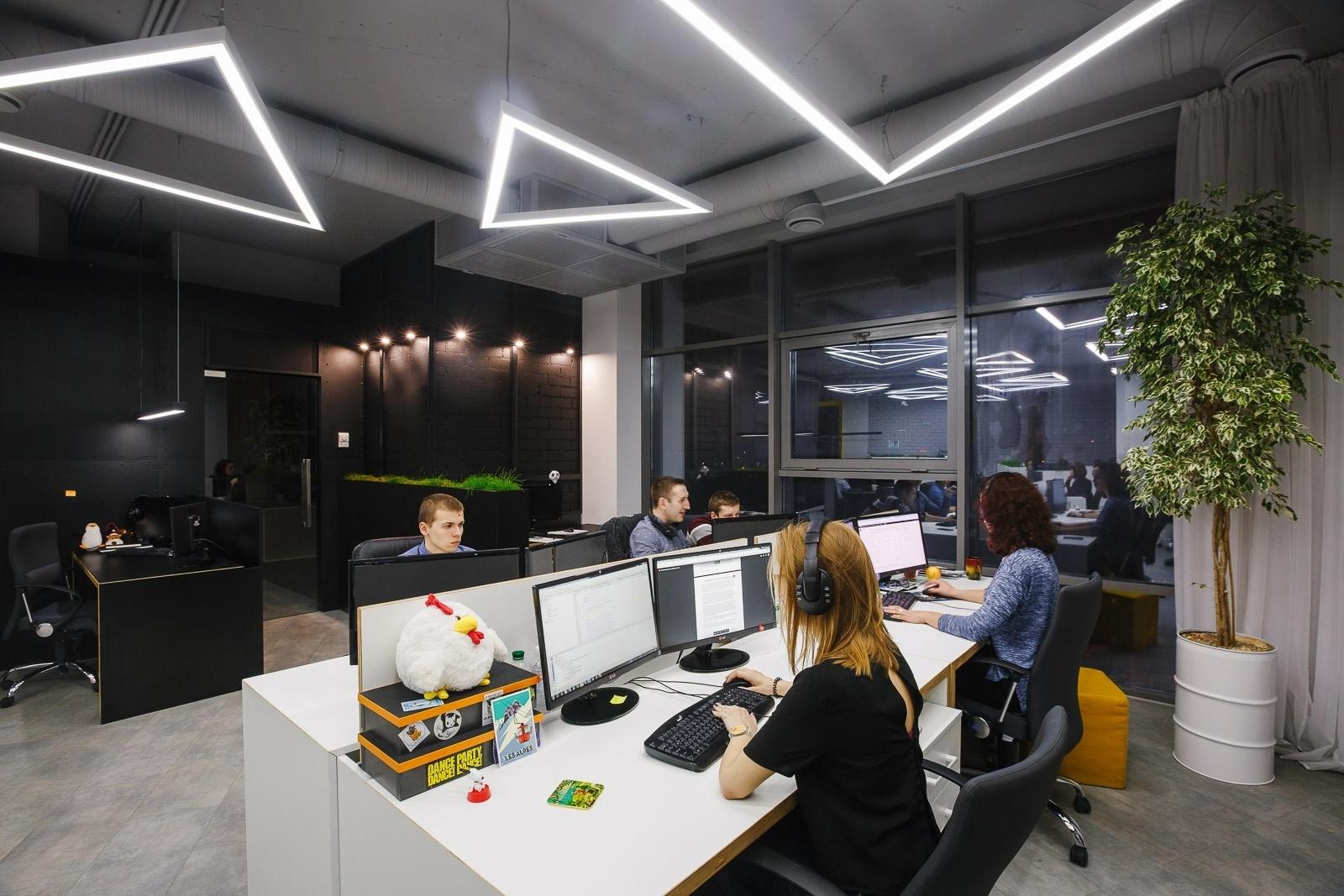 Офис Plarium Kharkiv: здесь мы разрабатываем игры - 34