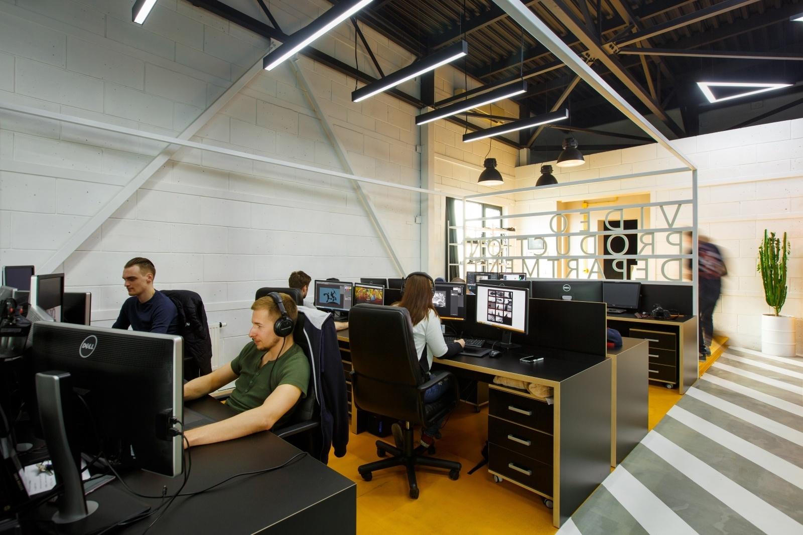 Офис Plarium Kharkiv: здесь мы разрабатываем игры - 38