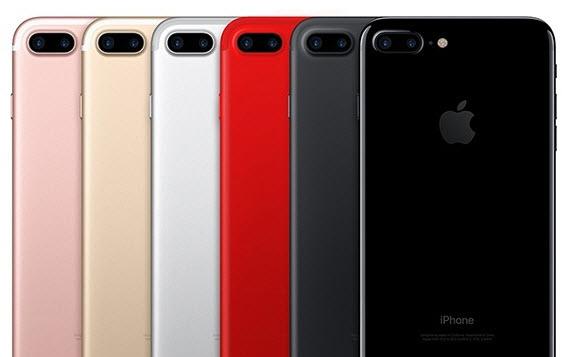 В марте Apple может несколько новых iPad, iPhone SE со 128 ГБ флэш-памяти и красный iPhone 7