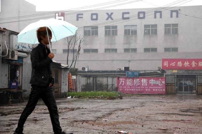 Многие сотрудники Foxconn, собиравшие смартфоны Apple, предпочли уйти