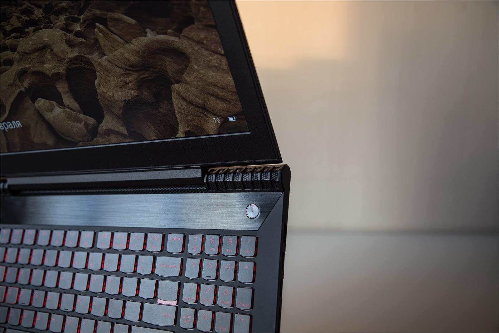 Балансируем на грани разумного с Lenovo Y520 - 11