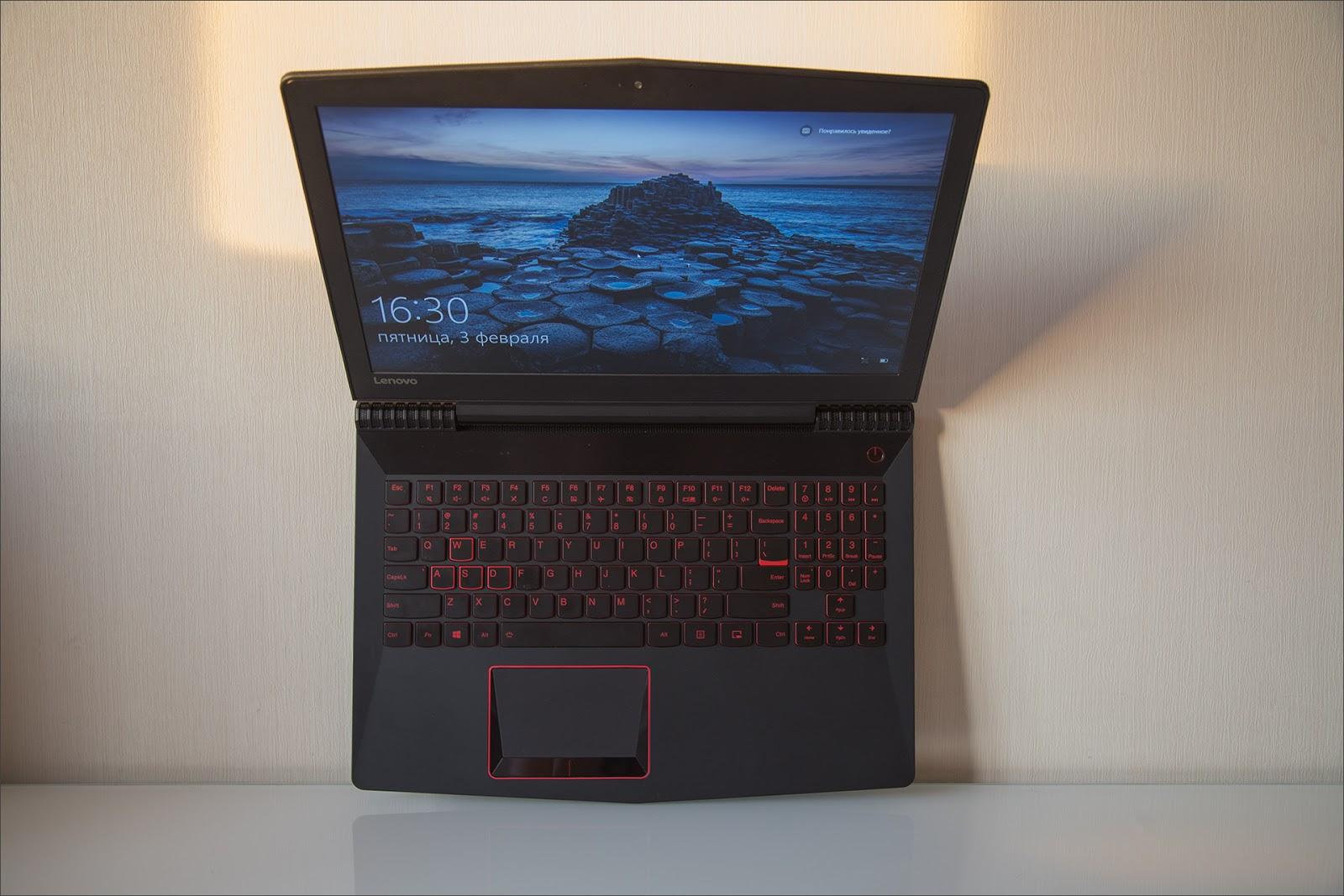 Балансируем на грани разумного с Lenovo Y520 - 28