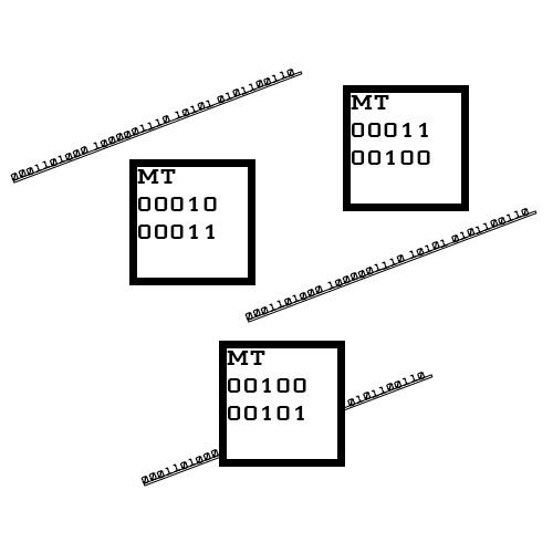 Генетические алгоритмы и Машина Тьюринга - 1