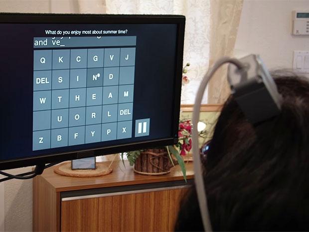 Новый рекорд: парализованный набирает восемь слов в минуту с помощью мозгового имплантата - 1