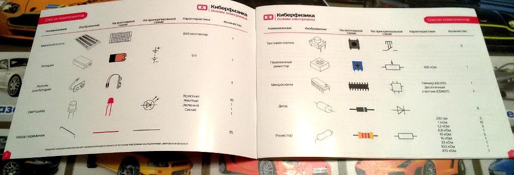 Обзор образовательных наборов по электронике для детей (7+) - 11