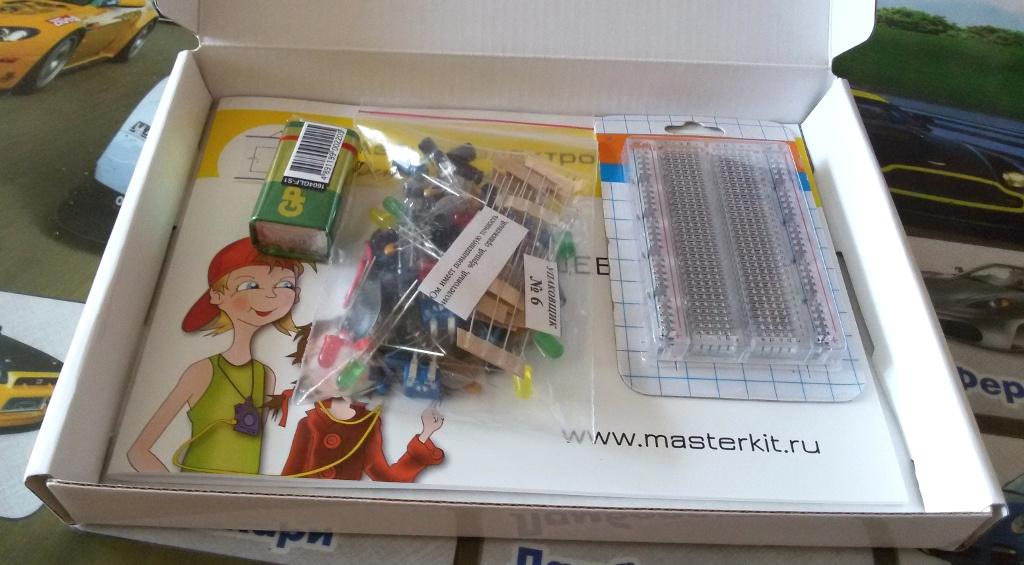 Обзор образовательных наборов по электронике для детей (7+) - 15
