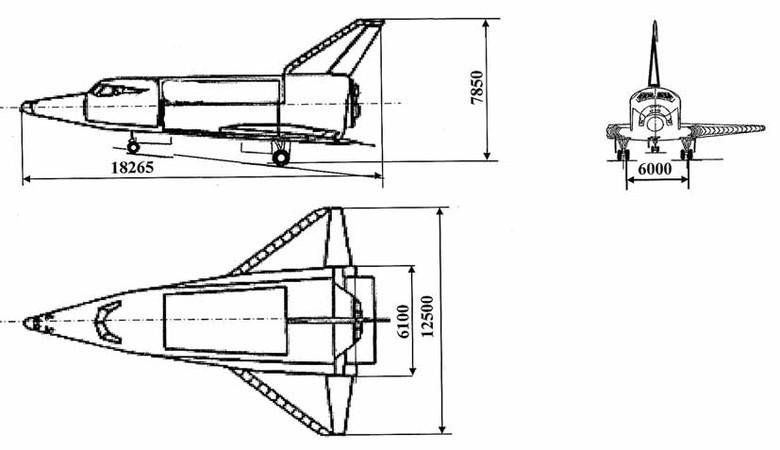 Воздушно-космические самолёты: хоть в атмосфере, хоть в вакууме - 13