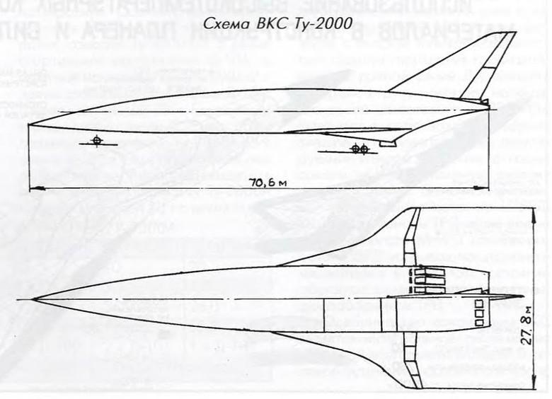 Воздушно-космические самолёты: хоть в атмосфере, хоть в вакууме - 15