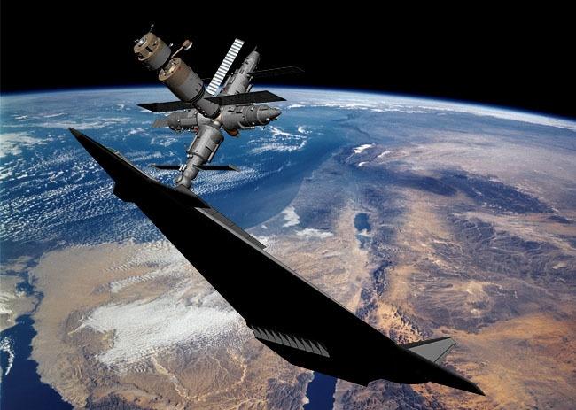 Воздушно-космические самолёты: хоть в атмосфере, хоть в вакууме - 20