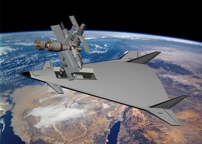 Воздушно-космические самолёты: хоть в атмосфере, хоть в вакууме - 21