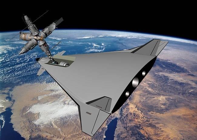 Воздушно-космические самолёты: хоть в атмосфере, хоть в вакууме - 22