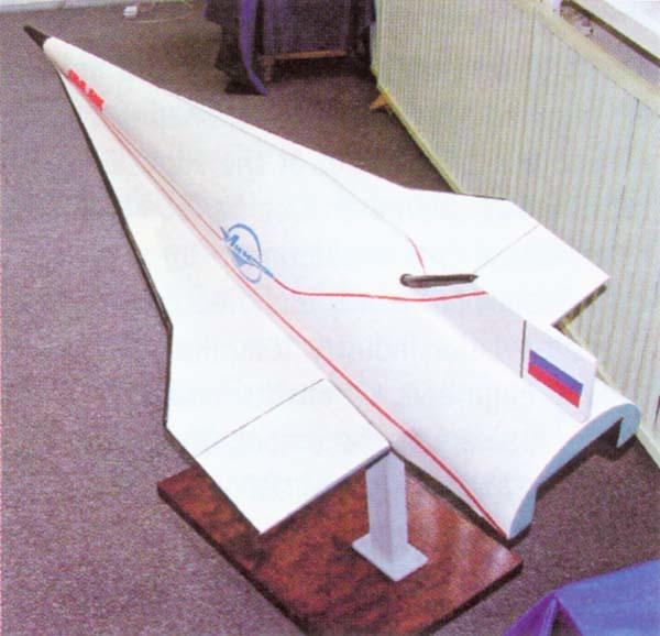 Воздушно-космические самолёты: хоть в атмосфере, хоть в вакууме - 28