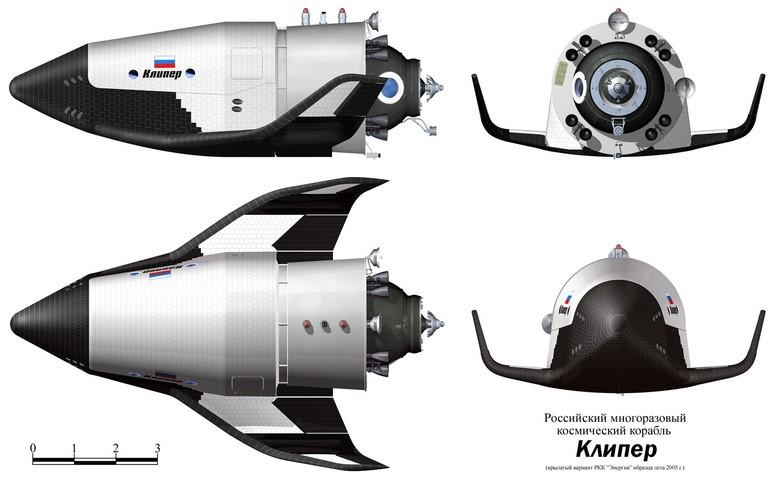 Воздушно-космические самолёты: хоть в атмосфере, хоть в вакууме - 29