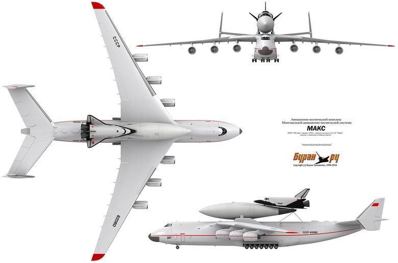 Воздушно-космические самолёты: хоть в атмосфере, хоть в вакууме - 8