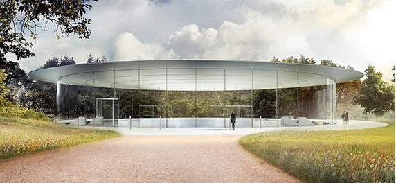 Конференц-зал в новой штаб квартире Apple Park назовут в честь Стива Джобса