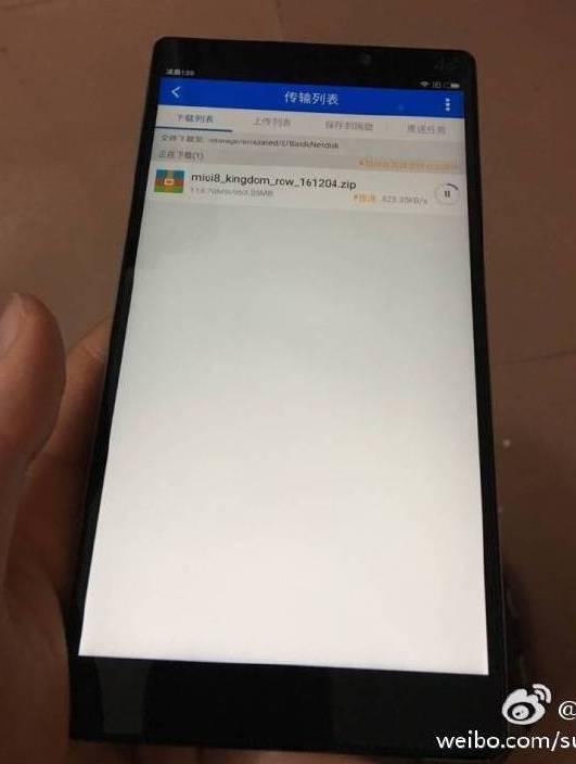 Опубликованы первые фотографии смартфона Xiaomi Mi6