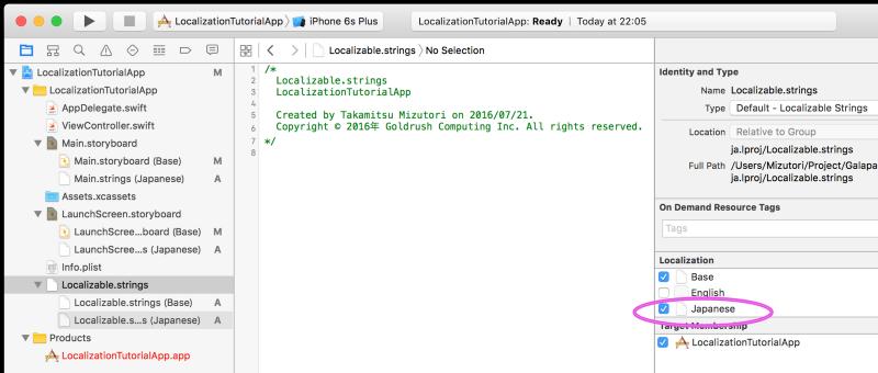 Руководство по локализации для iOS - 10