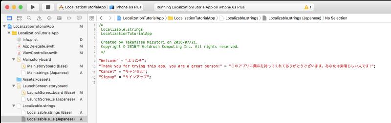 Руководство по локализации для iOS - 13