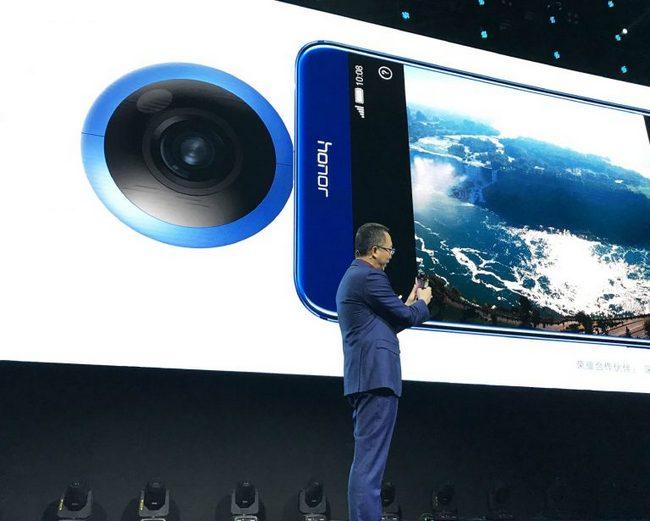 Insta360 выпустит панорамную камеру Honor VR для смартфонов Huawei
