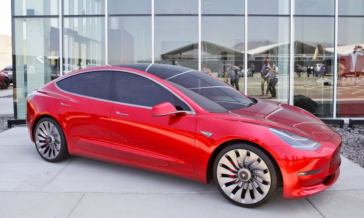 Tesla смогла нарастить выручку на 88%