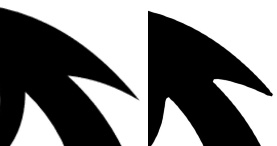 Отрисовка векторной графики — триангуляция, растеризация, сглаживание и новые варианты развития событий - 20