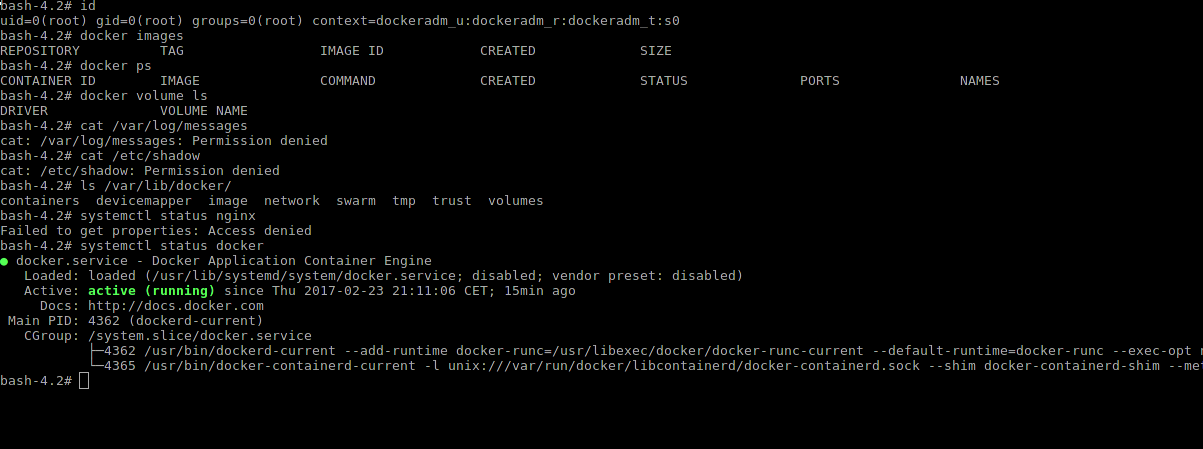 Разработка SELinux-модуля для пользователя - 13