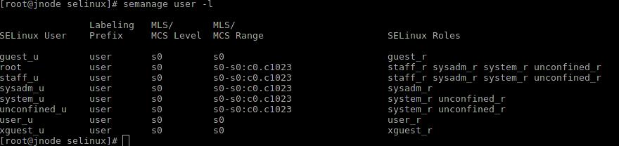 Разработка SELinux-модуля для пользователя - 2