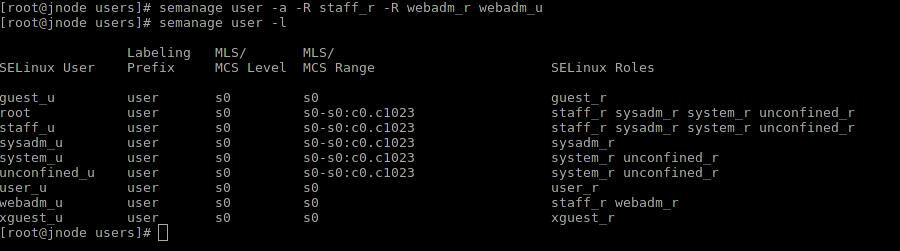 Разработка SELinux-модуля для пользователя - 4