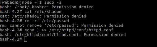 Разработка SELinux-модуля для пользователя - 8