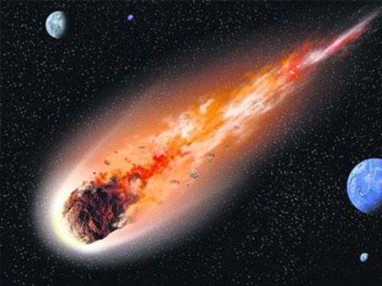 К нашей планете снова летит астероид