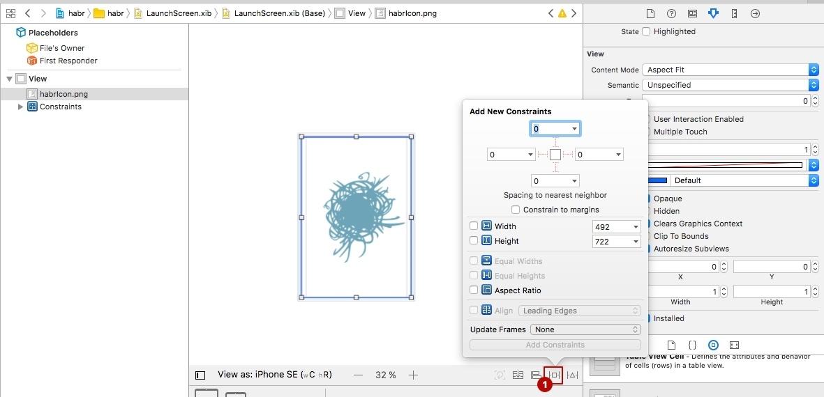 Как добавить AppIcon и LaunchScreen в приложение на React Native - 10