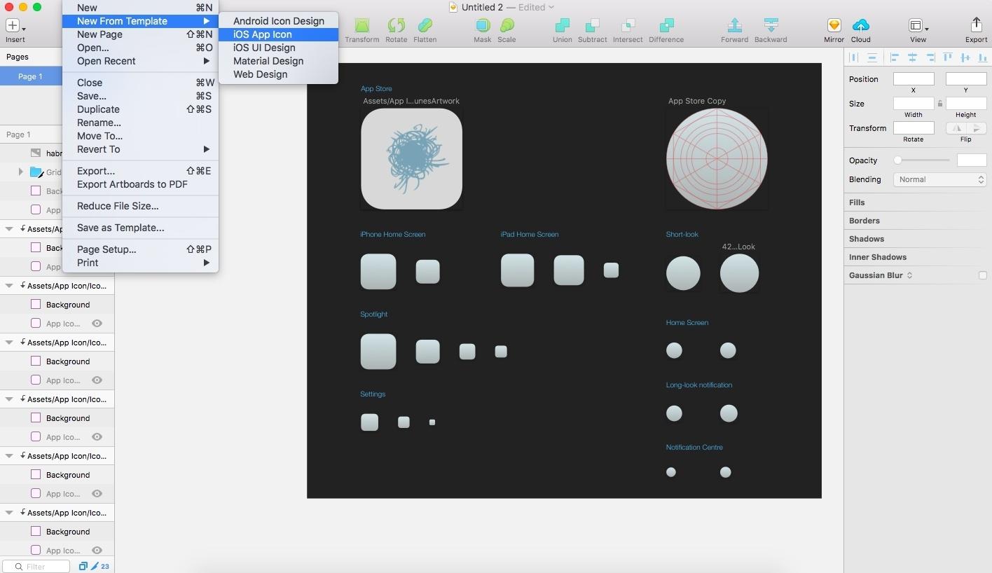 Как добавить AppIcon и LaunchScreen в приложение на React Native - 4