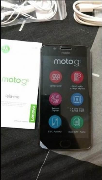Анонс смартфона Moto G5 ожидается на выставке MWC 2017