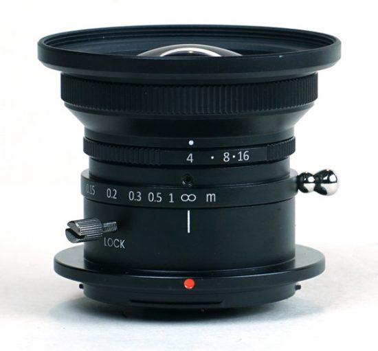 Продажи SLR Magic 8mm F4 производитель обещает начать в марте