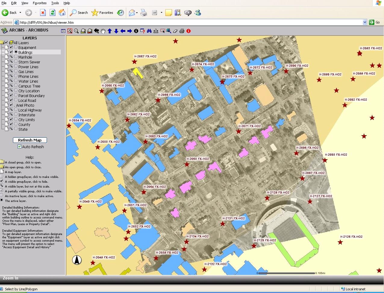 Перевод концепции модели данных ESRI внутреннего пространства зданий (BISDM) - 3