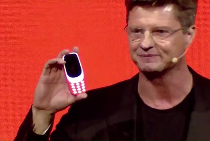 Цена Nokia 3310 примерно равна 50 евро