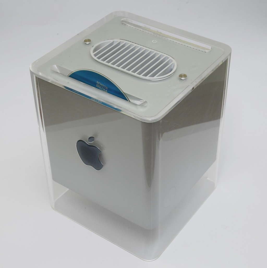 Apple Power Mac G4 Cube и его современники в небольшом фотообзоре - 10