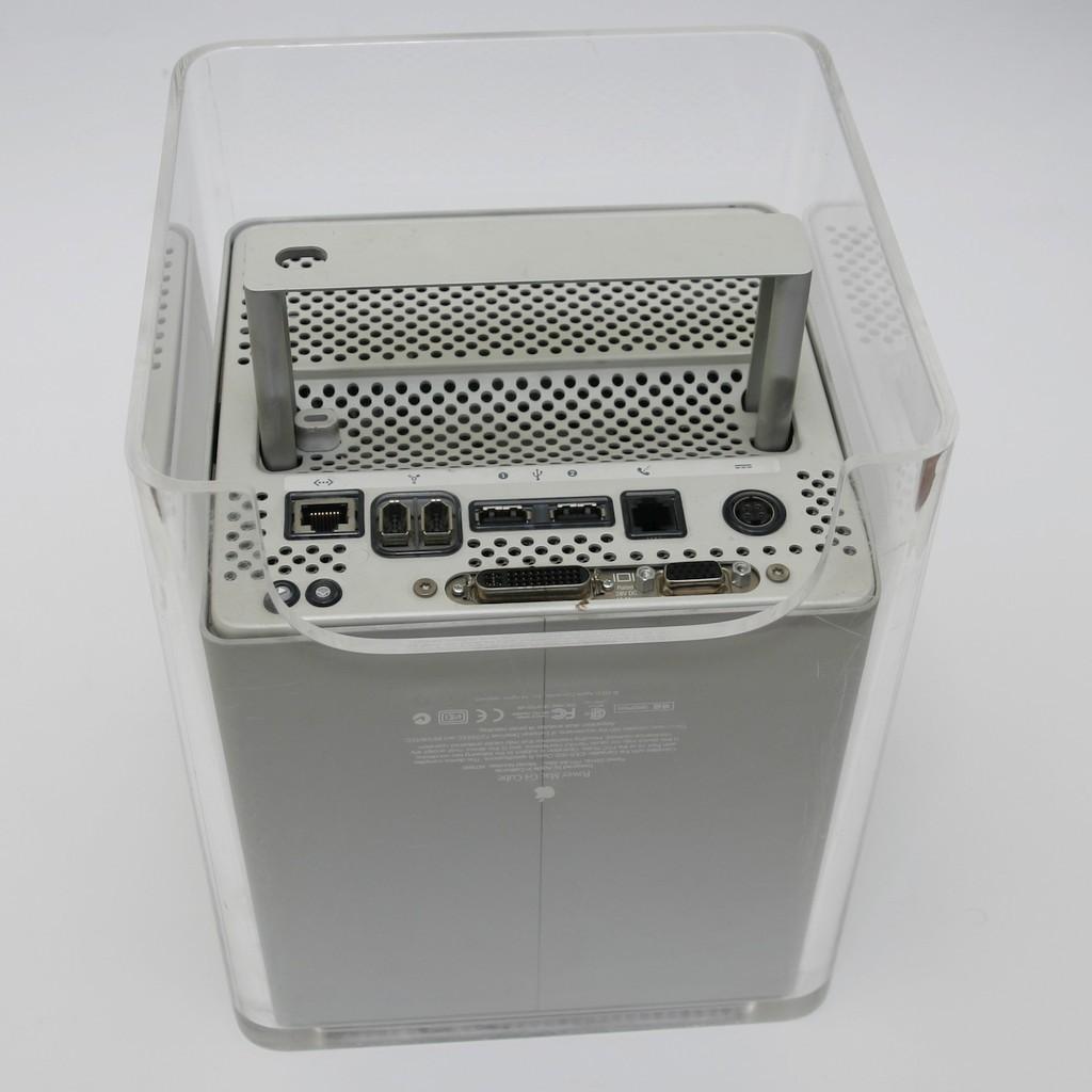 Apple Power Mac G4 Cube и его современники в небольшом фотообзоре - 12