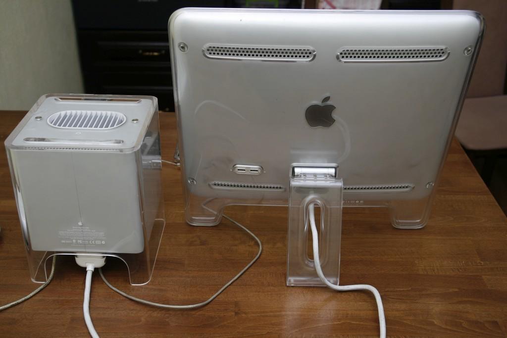 Apple Power Mac G4 Cube и его современники в небольшом фотообзоре - 16