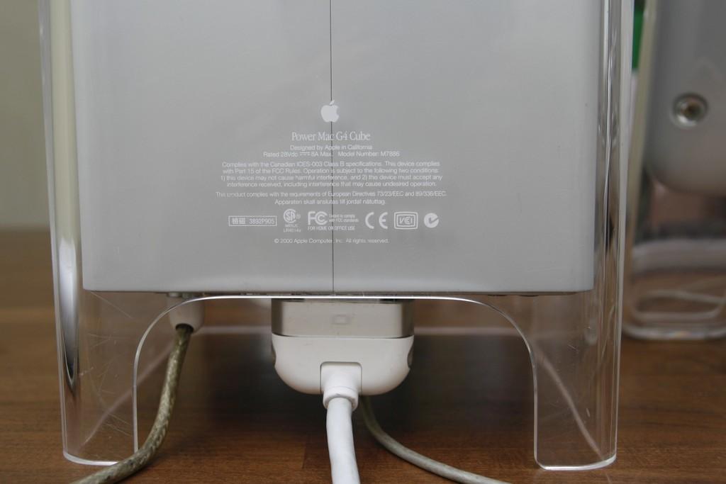 Apple Power Mac G4 Cube и его современники в небольшом фотообзоре - 17