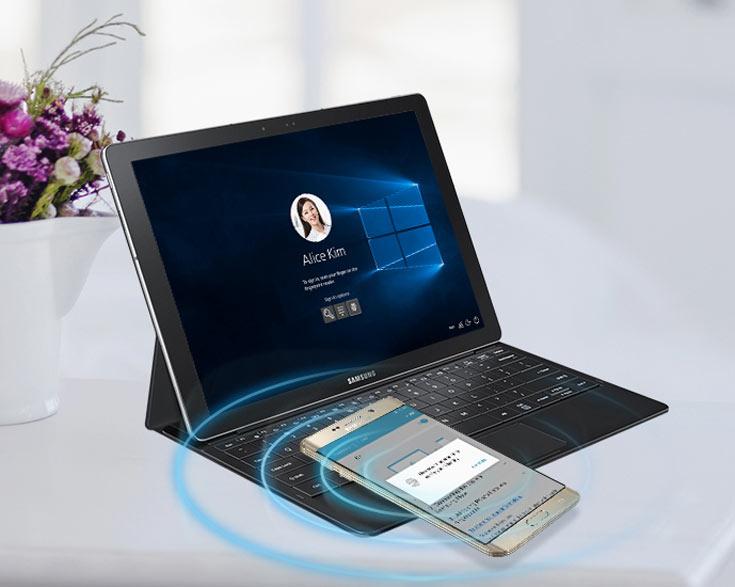 Одним из результатов сотрудничества Samsung и Microsoft стал трансформируемый мобильный компьютер Galaxy Book