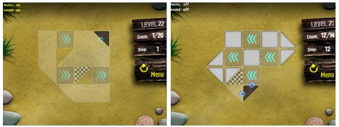 Игра-головоломка NeoAngle. Работа с уровнями в Unity - 2