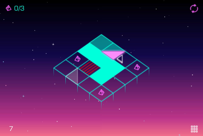 Игра-головоломка NeoAngle. Работа с уровнями в Unity - 5