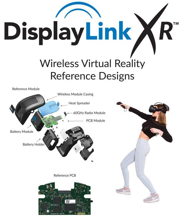 Референсный дизайн включает как саму гарнитуру, так и адаптер для ее подключения