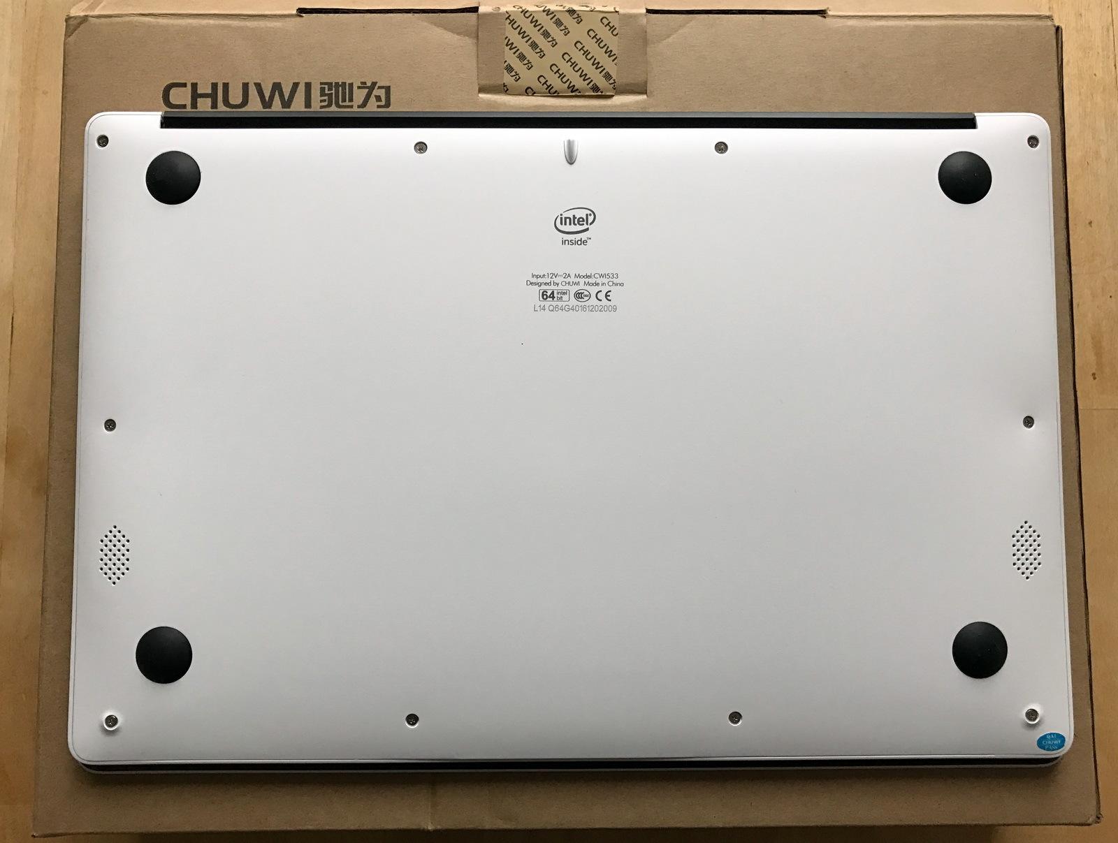 Ультрабюджетный ноутбук Chuwi LapBook 14.1: Все во имя экономии - 2