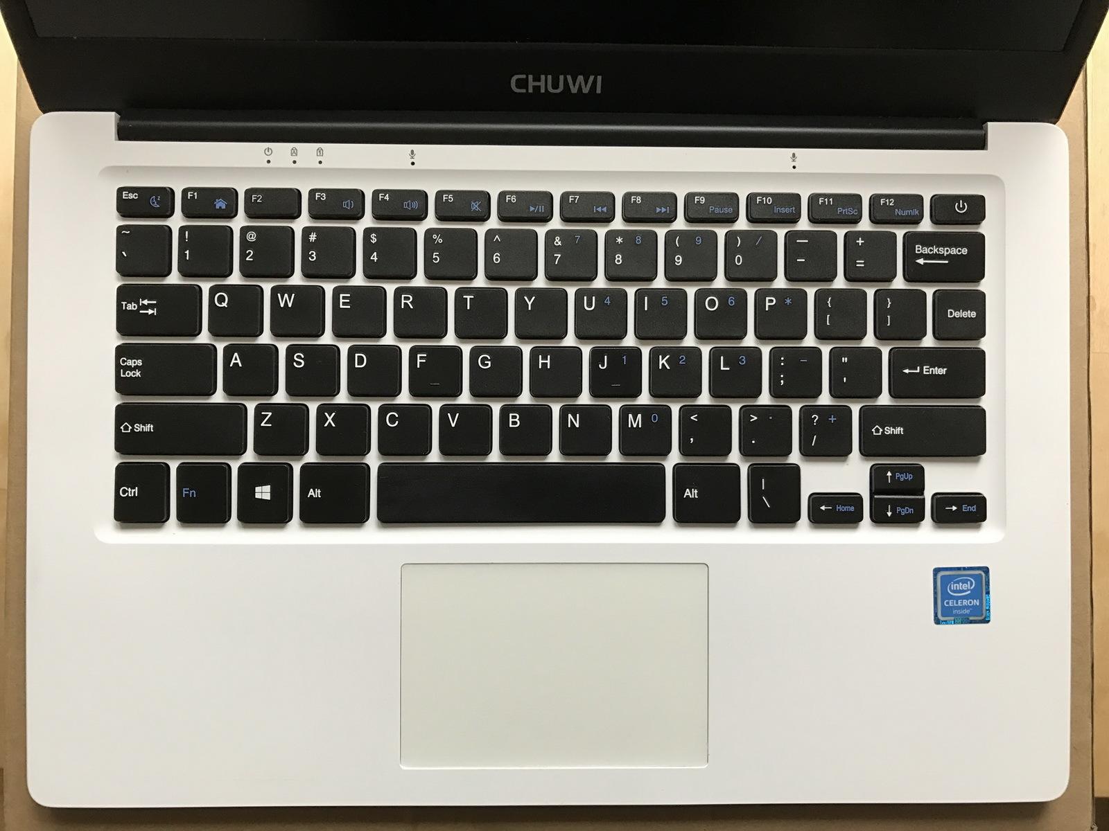 Ультрабюджетный ноутбук Chuwi LapBook 14.1: Все во имя экономии - 4