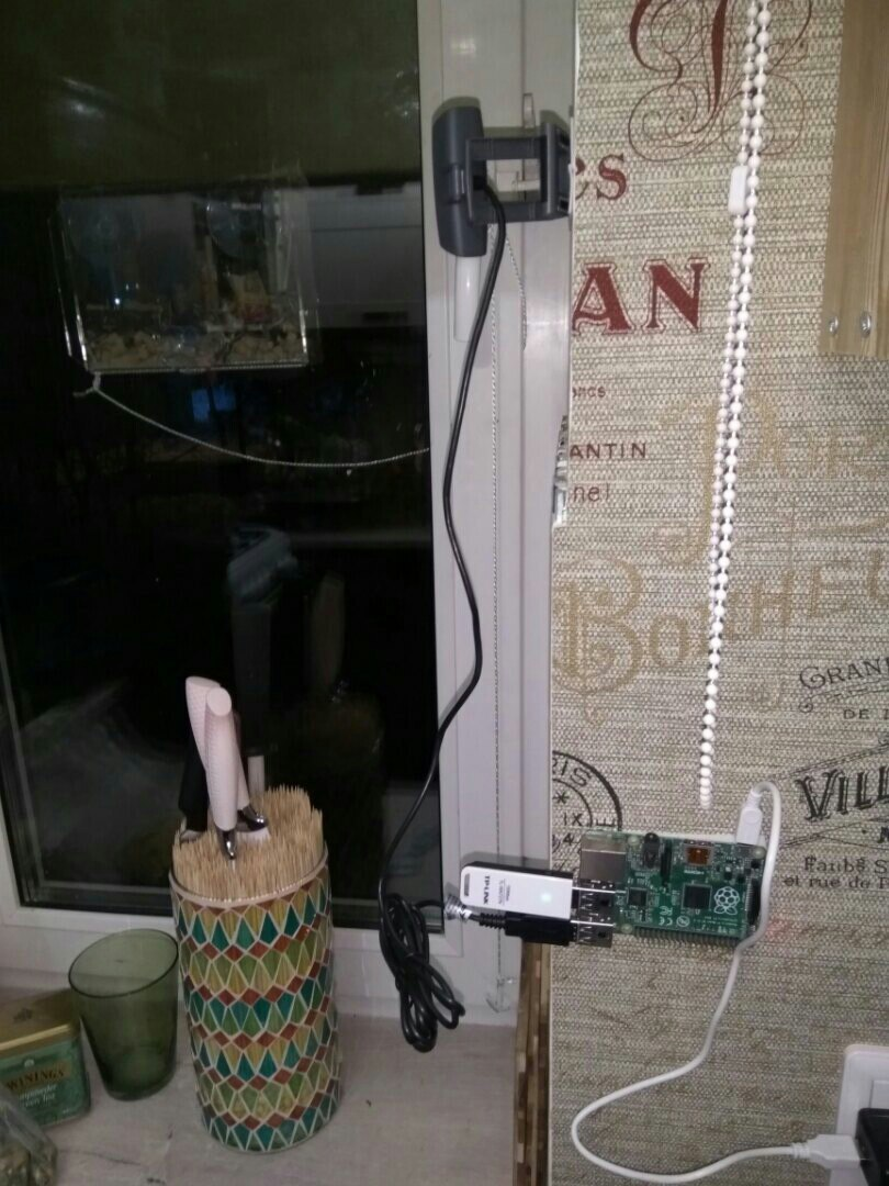 Умная кормушка: Machine Learning, Raspberry Pi, Telegram, немножко магии обучения + инструкция по сборке - 4