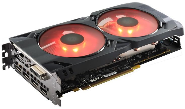 3D-карта XFX Radeon RX 480 Crimson Edition получила новую СО